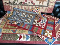 Patchalot More: Quilts and things