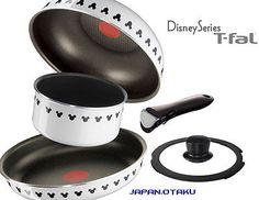 LIMITED-T-fal-Ingenio-Disney-White-6-set