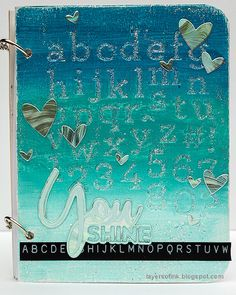 Mixed Media Techniques, Challenge Group, Simon Says, Altered Art, Blog, Layers, Paper Crafts, Sparkle, Tutorials
