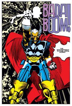 Beta Ray Bill by Walter Simonson