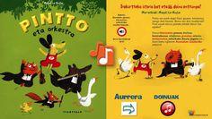 MUSIKARMA: Pintto eta orkestra. Music Activities