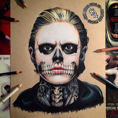 American Horror Story Tate by Adam Bettley