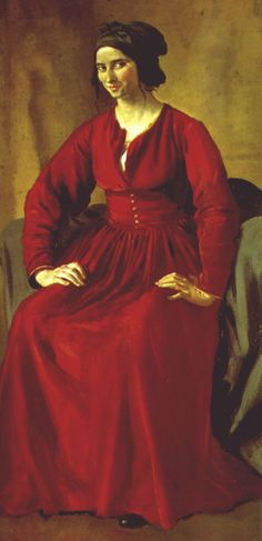 Augustus John, 'The Smiling Woman'