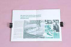 Roam Magazine on Behance