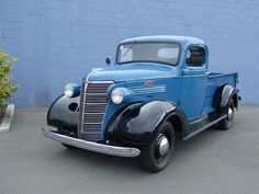 1938 Chevrolet Pick-Up