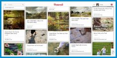 Peaceful Ponds Pinterest Board