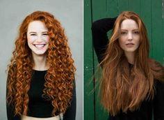 'Redhead Beauty' by Brian Dowling #photography #portraits #redhead #beauties #aroundtheworld #washingtonstate #usa #london #england #briandowling