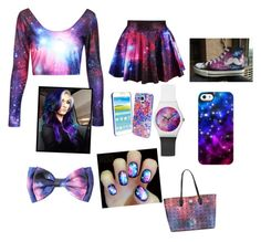"""""""Untitled #92"""" by kiabarbes on Polyvore featuring HVBAO, Uncommon, Vera Bradley and MCM"""