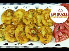 Patates Köftesi Tarifi - En Güzel Yemek Tarifleri - YouTube