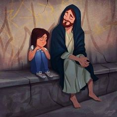 God Loves Me, Jesus Loves, Jesus Cartoon, Jesus Drawings, Jesus Artwork, Jesus Wallpaper, Jesus Christ Images, Jesus Painting, Prophetic Art