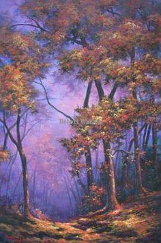Art Robert Warren On Pinterest Loft Cozumel And Lilacs