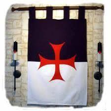 Knight Templar Flag