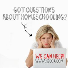 Worried about homeschooling? Feeling overwhelmed? Get answers from REAL homeschool moms - only at hecoa.com!