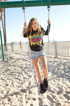 Wasteland hits the Beach - California Daze | Miss Ivy