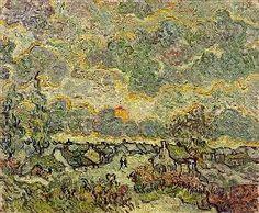 Vincent van Gogh - Autumn landscape