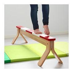 IKEA - IKEA PS 2014, Tasapainopuomi,  ,  , , Kehittää lapsen koordinaatiokykyä, tasapainoa ja keskittymiskykyä hauskalla tavalla.Kaksivärisen pinnan ansiosta puomilla on hauska kävellä.Tarjoaa istumapaikan useammalle lapselle.