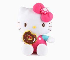 "Hello Kitty 18"" Large Plush: Picnic"