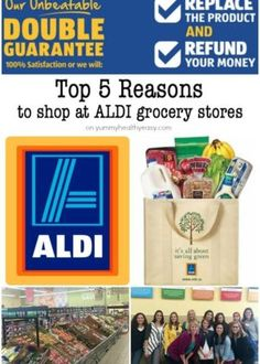 Last weekend, I shopped at ALDI grocery stores for the first time but for sure not my last! Let me tell you why YOU need to shop at ALDI if you don't already. Here are my top 5 reasons. Aldi Grocery Store, Aldi Shopping, Pastry Recipes, Cooking Recipes, Game Recipes, Hot Wassail Recipe, Aldi Gift Card, Cream Cheese Chicken, Chicken Gravy