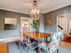 Michael Jacobson | Blog | My Recent Sales - Home Staging Examples - 6820 SE 29th Avenue, Portland, Oregon