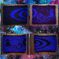 Tardis Cowl - which Whovian do I know that wants this? Bioshock, Crochet Geek, Knit Crochet, Geek Crafts, Diy And Crafts, Doctor Who Knitting, Hogwarts, Knitting Yarn, Knitting Patterns