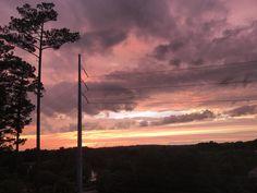 My sunset in Atlanta.[4032x3024][OC]