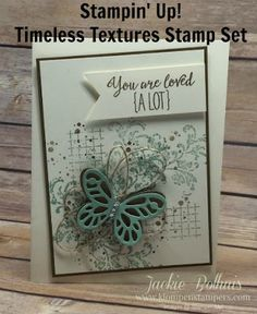 The Perfect Stamp Set For Backgrounds! (Klompen Stampers)