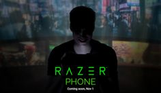Razer Phone Company's First Smartphone to Sport 1440p Display SD835 SoC & 8GB RAM