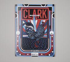 CLARK MAGAZINE : DESIGN, LIFESTYLE