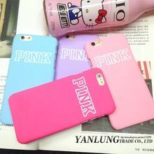 coque iphone 6 pink victoria secret