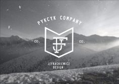 Branding / Personal by Justyna Frąckiewicz, via Behance