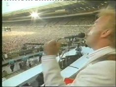 you'll never walk alone at wembley stadium