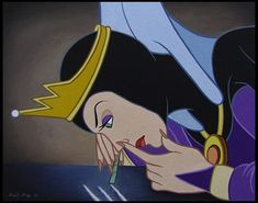 """Disney characters transposed into real-world adult situations have existed as long as Disney animation has existed. Take, for example, Disney-themed Tijuana Bibles and Wally Wood's """"Disneyland Memorial Orgy"""" drawing. Dark Disney, Disney Go, Disney Parody, Evil Disney, Disney Dream, Animated Disney Characters, Cartoon Characters, Fairytale Characters, Luba Lukova"""