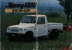 ジムニーSJ40T-1(ジムニートラック)