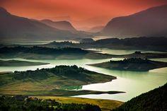 Image was taken at Rama lake, Bosnia and Herzegovina. Photo by: Adnan Buballo