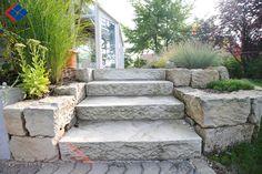 Large step stone