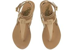 Ancient Greek Sandals with LALAoUNIS Estia Snakes Sandals by Ancient-Greek-Sandals.com