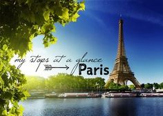 #Great tips for #planning a #trip to #Paris.
