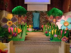 Kaneohe Seventh day Adventist Church Weird Animals VBS