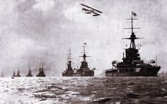 Battle of Jutland Part I: Opposing fleets
