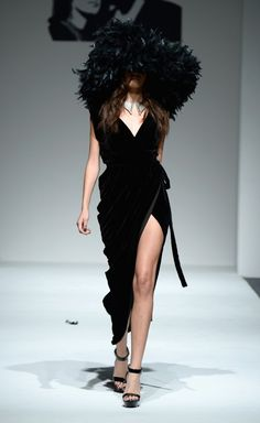 New York Fashion Week Spring 2014 - Love this dress