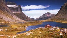 Norway - Innerdalen by Max J R