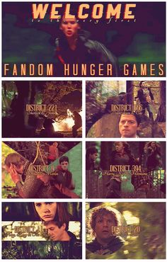 THIS version of the Hunger Games.