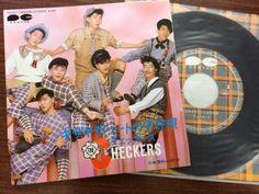 日本vsイギリス、レコードでチェック柄対決!!チェッカーズとベイ・シティ・ローラーズ   中古レコード店   スノー・レコードのブログ