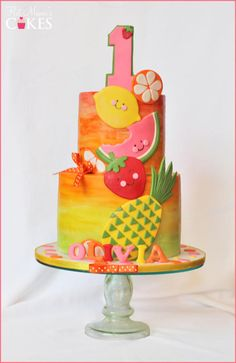 Tutti Fruity! by Hot Mama's Cakes