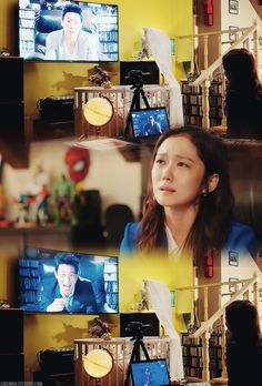 This is when I cried like a fool. When she touched her chest and cried her soul out over gun's confession videos.