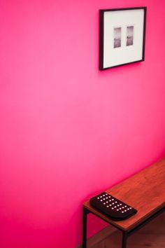 I considered flourescent/hot pink: now I know I would have liked it! __ freundevonfreunden _ Silke Neumann: Agency owner, Apartment, Berlin-Moabit
