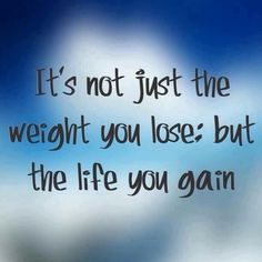 The Life you Gain...