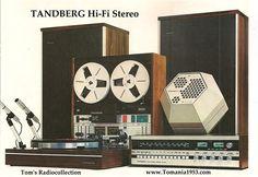Tandberg Stereo Hi-Fi 1975