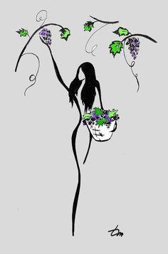 Tatyana Markovtsev minimalistische kunst - My CMS Minimalist Painting, Minimalist Art, Fabric Painting, Painting & Drawing, Arte Pop, Rock Art, Line Drawing, Line Art, Art Drawings