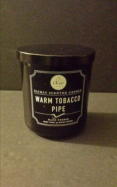 The scent of this candle takes me back to the cabin where my husband used to sit by the fire and smoke his pipe. Love!